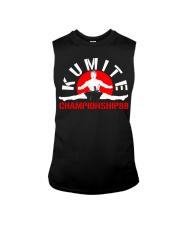 Kumite championship - Bloodsport Sleeveless Tee thumbnail