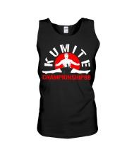 Kumite championship - Bloodsport Unisex Tank thumbnail