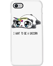 I want to be a Unicorn - Limited Day  Phone Case thumbnail
