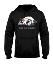 I want to be a Unicorn - Limited Day  Hooded Sweatshirt thumbnail