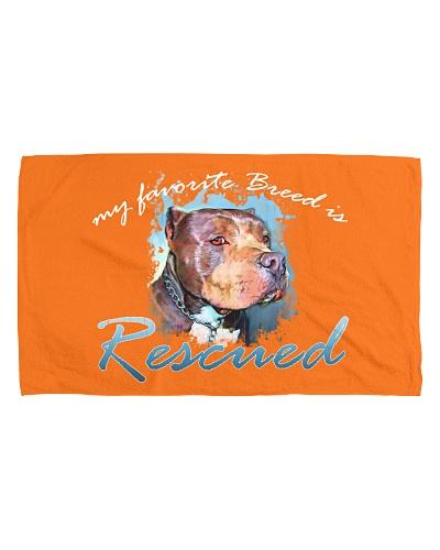 My favorite breed is rescued Watercolor 2