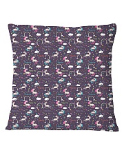 MAU collection1 Square Pillowcase thumbnail