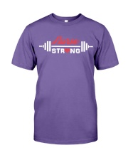 Nurse Strong T-Shirt Premium Fit Mens Tee thumbnail