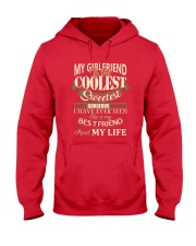 MY GIRLFRIEND IS MY LIFE T-Shirt Hooded Sweatshirt thumbnail