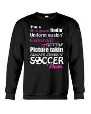 Soccer Mom - Soccer Mom Crewneck Sweatshirt thumbnail