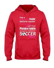 Soccer Mom - Soccer Mom Hooded Sweatshirt thumbnail