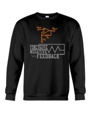 EEVblog Negative Feedback Crewneck Sweatshirt thumbnail