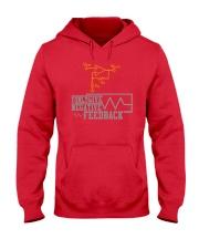 EEVblog Negative Feedback Hooded Sweatshirt thumbnail
