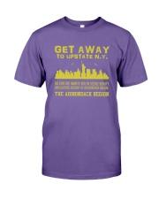 Get Away To Upstate New York T-Shirt Premium Fit Mens Tee thumbnail