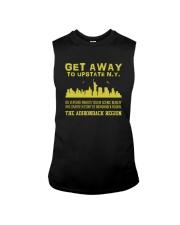 Get Away To Upstate New York T-Shirt Sleeveless Tee front