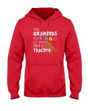 Some Grandpas Play Bingo Hooded Sweatshirt thumbnail