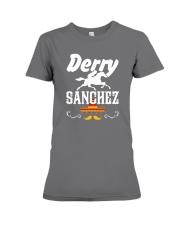 Derry Sanchez Cinco De Mayo T-Shirt Premium Fit Ladies Tee thumbnail