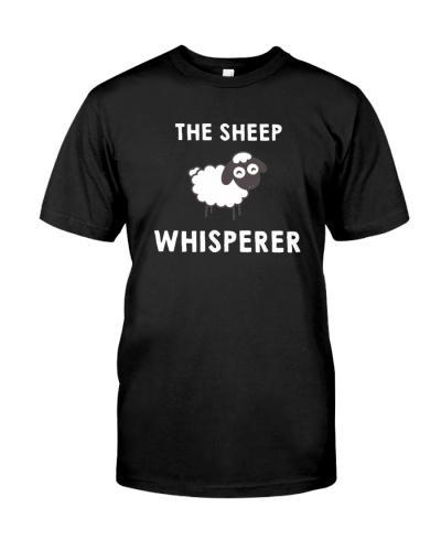 The Sheep T-Shirt - Funny Farmer T-Shirt