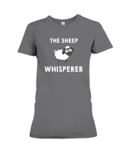 The Sheep T-Shirt - Funny Farmer T-Shirt Premium Fit Ladies Tee thumbnail