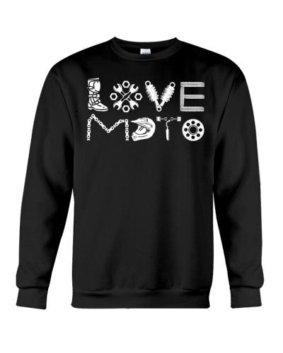 Love Moto Motocross T-Shirt
