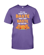 It's All About That Baste Butter Thanksgiving Premium Fit Mens Tee thumbnail