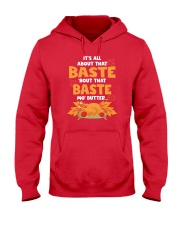 It's All About That Baste Butter Thanksgiving Hooded Sweatshirt thumbnail