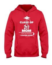 Proud Mom of a Class of 2017 Graduate T-Shirt Hooded Sweatshirt thumbnail
