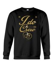 I Do Crew Bride Bachelorette Hen Bridesmaid Crewneck Sweatshirt thumbnail