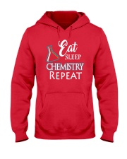 Funny Eat Sleep Chemistry Repeat TShirt Hooded Sweatshirt thumbnail