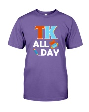 TK All Day T-Shirt Transitional Kindergarten Premium Fit Mens Tee thumbnail