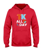 TK All Day T-Shirt Transitional Kindergarten Hooded Sweatshirt thumbnail
