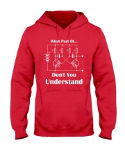 What Part Of Don't You Understand Electrical Hooded Sweatshirt thumbnail