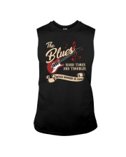 Blues Music Hard Times and Troubles Never Sounded  Sleeveless Tee thumbnail