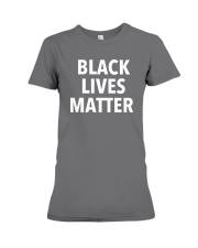 Black Lives Matter T-Shirt Civil Rights Shirt Premium Fit Ladies Tee thumbnail