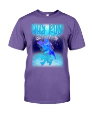 Why Run When You Can Fly Swim Swimmer Premium Fit Mens Tee thumbnail