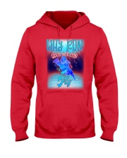 Why Run When You Can Fly Swim Swimmer Hooded Sweatshirt thumbnail