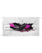 Eagle Breast Cancer Crack Cloth face mask thumbnail