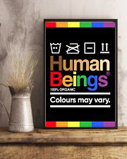 LGBT-Human Beings Poster 11x17 Poster lifestyle-poster-3