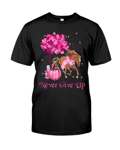 Breast Cancer Horse