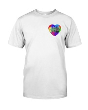 Autism Heart Ornament Classic T-Shirt thumbnail