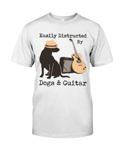 Guitar- Dogs And Guitar 15