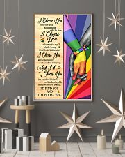 LGBT - I Choose You Poster 11x17 Poster lifestyle-holiday-poster-1