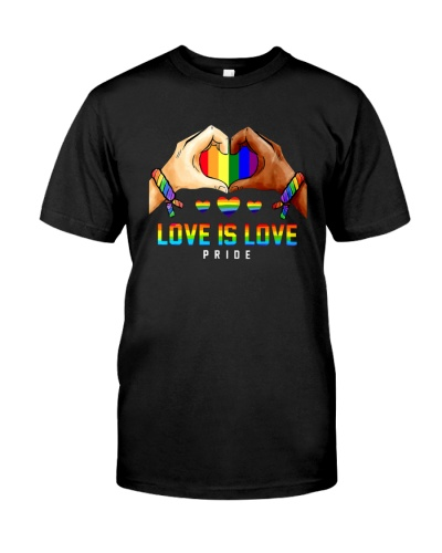 LGBT - Love Is Love Pride - Limited Edition 19T2