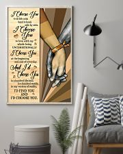 B - I Choose You Poster 11x17 Poster lifestyle-poster-1