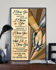 B - I Choose You Poster 11x17 Poster lifestyle-poster-2