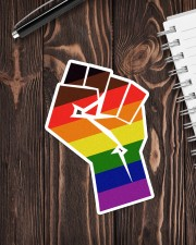 LGBT - Strong Sticker - Single (Vertical) aos-sticker-single-vertical-lifestyle-front-05