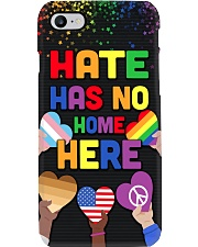 Hate Has No Home Here - Phonecase Phone Case i-phone-8-case