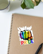 LGBT - Pride Sticker - Single (Vertical) aos-sticker-single-vertical-lifestyle-front-16