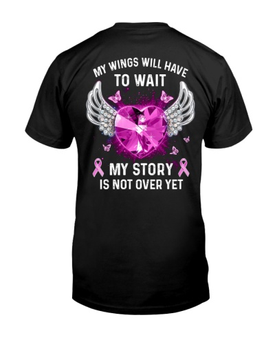 Breast Cancer - My Story Isnt Over Yet
