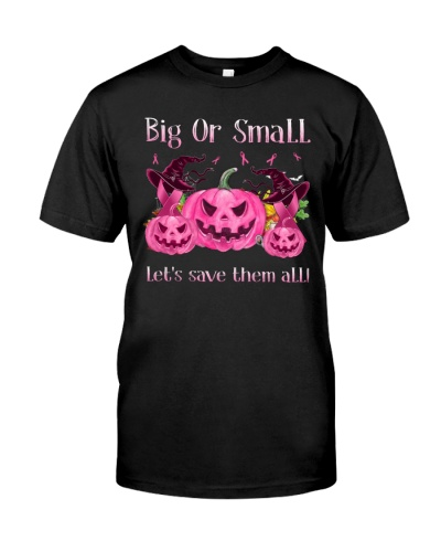 Breast Cancer - Big Or Small