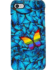 LGBT - Be The Odd One  Phone Case i-phone-8-case