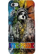 LGBT NYC Pride  Phone Case i-phone-8-case
