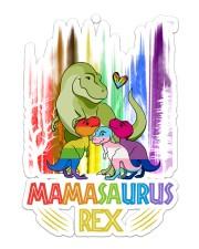 LGBT - Mamasaurus Sticker - Single (Vertical) front