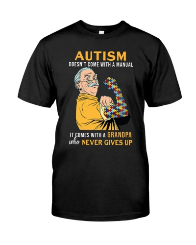 Autism - A Grandpa Who Never Giver Up