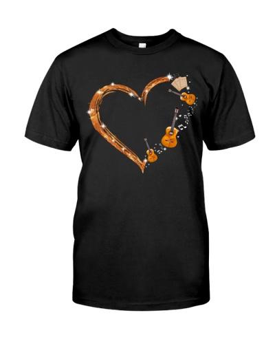 Guitar - Heart of Love